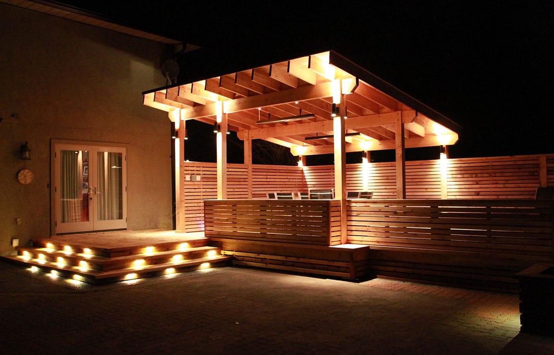 Image result for landscape residential lighting