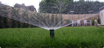 Irrigation Installation - Vancouver
