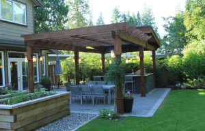Outdoor BBQ Kitchen Contractors