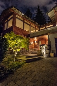 Vancouver Garden & Landscape Lighting Design