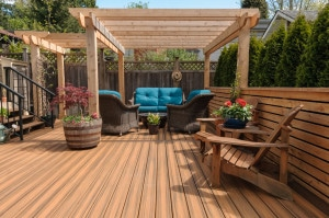 North Vancouver Deck Design & Installation