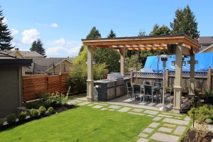 Pergola Design & Installation - North Vancouver